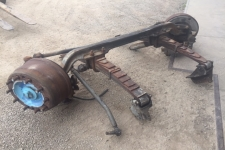 Volvo | F89 front steering axle