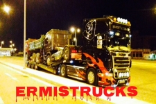 Scania | TRANSPORT ERMISTRUCKS