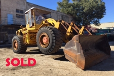 Caterpillar | 966B   SOLD