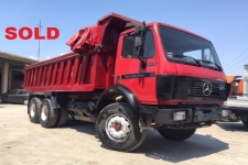 Mercedes-Benz | Mercedes 26.35 (6x4)SOLD