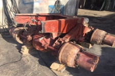 Mercedes-Benz | back axles 13ton