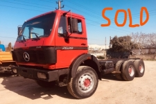 Mercedes-Benz | mercedes 26.28 (6x4 ) SOLD