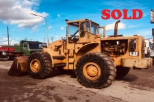 Caterpillar | CAT 966B SOLD